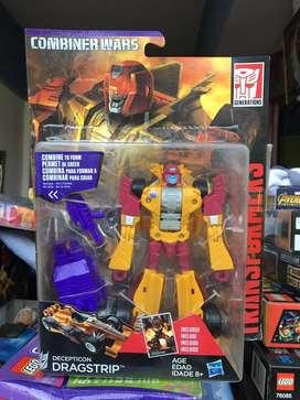 Transformers para coleccionistas hasbro