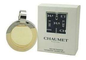 Perfume Chaument Classic Edt 50ml Mujer Eros