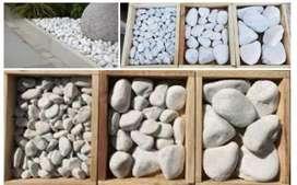 Piedra Decorativa Y Leños