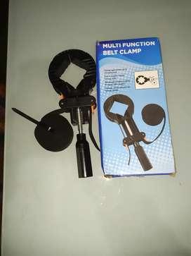 Herramienta de clip de carpintería de abrazadera de cinturón multifuncional