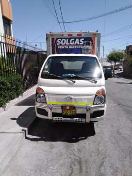 Vendo camioneta hiunday H100