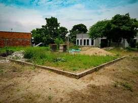 Venta de lote a una cuadra de la cancha de fútbol del barrio Cofavi