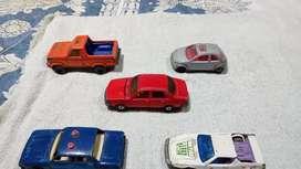 Kit de autos Buby y majorette