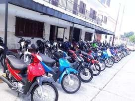 Venta de motos usadas (recibo permutas)