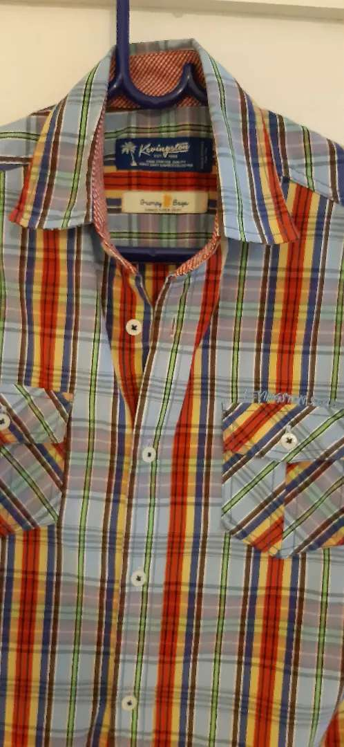 Camisa  niño 0