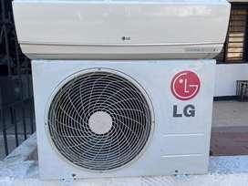MINISPLIT 110V. 1HP L.G.