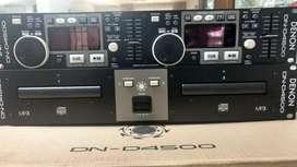 Consola Denon D4500 PRECIO A TRATAR