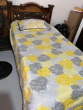 Se venden 2 camas sencillas