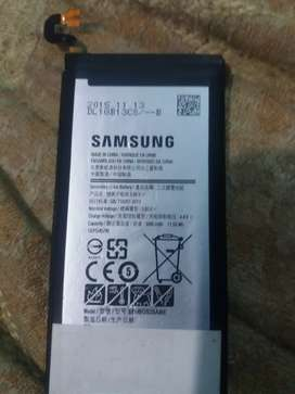 Vendo batería de celular Samsung s6edge