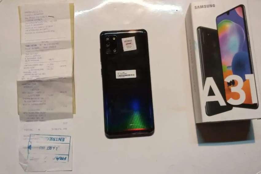 Galaxy A31 0