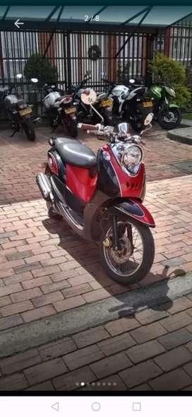 Vendo Moto Yamaha Fino 2013