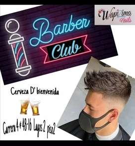 Se nesecita barbero con experiencia