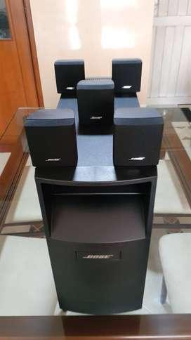 Vendo parlantes marca Bose, usado en perfecto estado