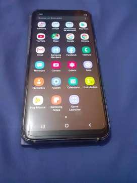 vendo Samsung S8 plus 64gb doble SIM