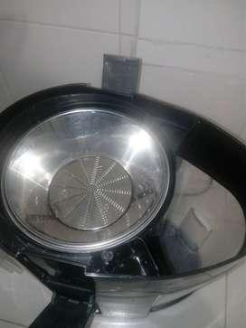 Extractor de zumo black and decker