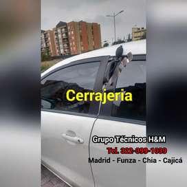 Servicio de Cerrajeria para Autos en Funza Cundinamarca - Servicio de Cerrajería - Cambio de Guardas Funza Cundinamarca