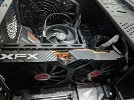 PC Gamer Ryzen 7 - RX 580 8GB - 16GB Ram