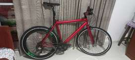 Bicicleta Fixed con Velocidades