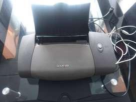 Impresora Lexmark z605