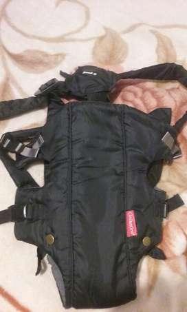 mochila de bebe
