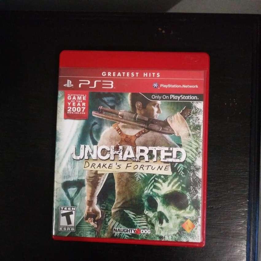 Uncharted play 3  nuevo nuevo 1900 0