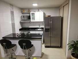 Apartamento en Itagüí en unidad residencial, cercano a la vía la moda, tranquilo, amplia zona verde.