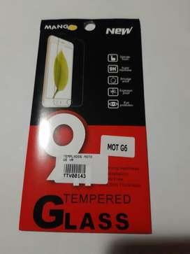 Vidrio Templado Motorola G6