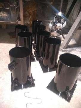 Moldes Metalicos para Cemento