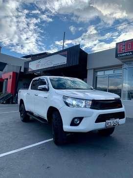 Toyota hylux año 2016 full
