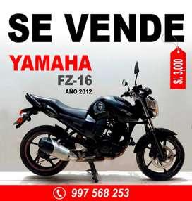 Venta Yamaha FZ16