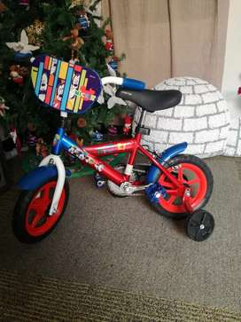 Bicicleta Mickey Mouse... Para niñ@