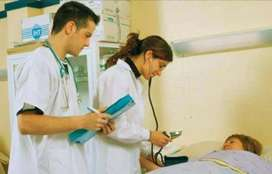 Necesito doctor o doctora
