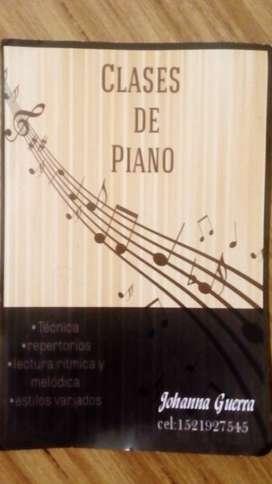 Clases de piano_teclado