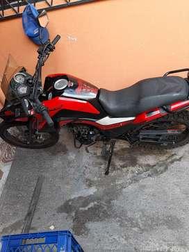 Vendo linda moto shineray 250