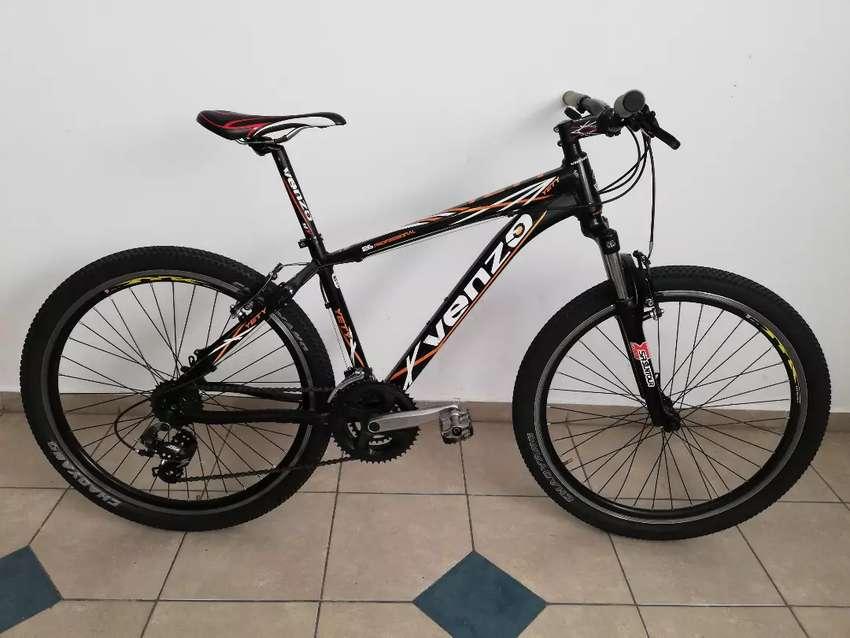 Bicicleta MTB Venzo Yety Rod. 26 0