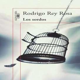 Libro Los Sordos Rodrigo Rey Rosa
