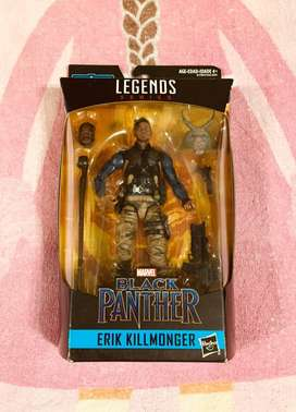 Legends Series Marvel Erik Killmonger MARVEL LEGENS SERIES