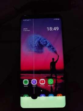 Samsung S8  Color Negro Display Dañado