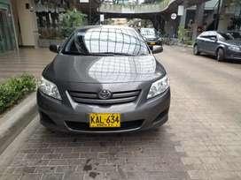 Toyota Corolla 2010 excelente estado