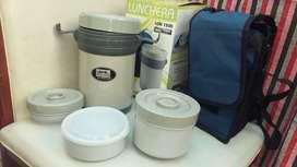 Lunchera térmica Waterdog lcm 1500. Sin uso