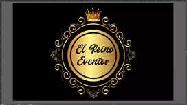 CASA DE EVENTOS •EL REINO•