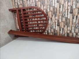 Cama Sencilla 80 x 1.90 en madera