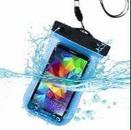 Estuche AGUA protector a prueba de líquidos para playa para teléfono celular