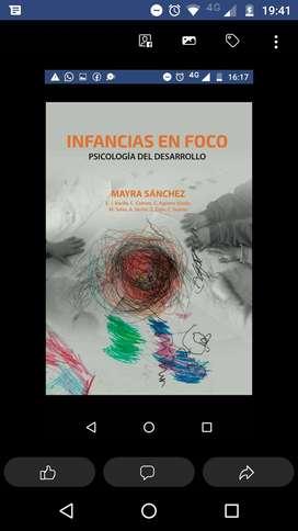Libro Infancias en Foco