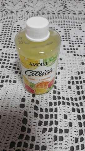 Jabón liquido Citrica