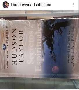 Secretos espirituales Hudson Taylor