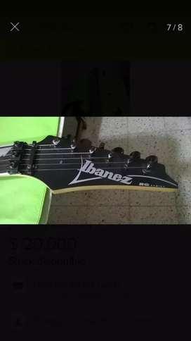 Permuto por Celular Guitarra Ibanez RG 270 dx