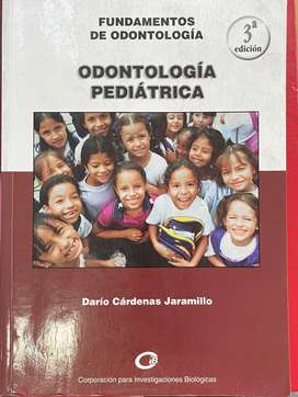 Odontología Pediátrica Darío Cardenas Jaramillo