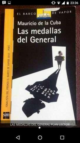 LAS MEDALLAS DEL GENERAL