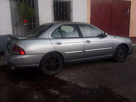 Vendo Nissan Sentra Racing (No arranca)